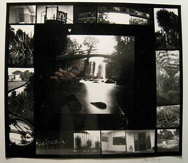 A Composite Pinhole Photograph By The Teacher Karen Hinge